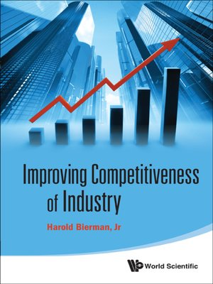 cover image of Improving Competitiveness of Industry