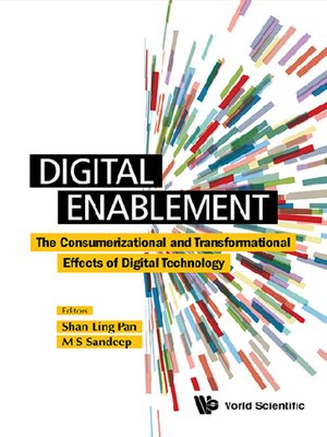 cover image of Digital Enablement