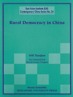cover image of Rural Democracy In China