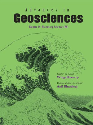 cover image of Advances In Geosciences (A 6-volume Set)--Volume 18