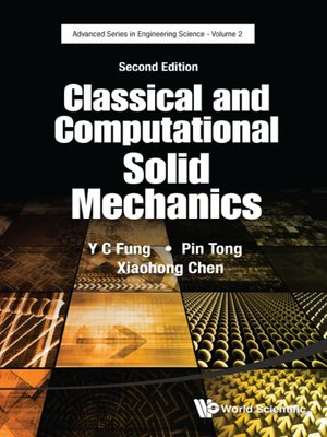 cover image of Classical and Computational Solid Mechanics ()