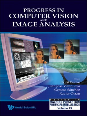 cover image of Progress In Computer Vision and Image Analysis