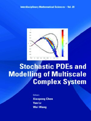 cover image of Stochastic Pdes and Modelling of Multiscale Complex System