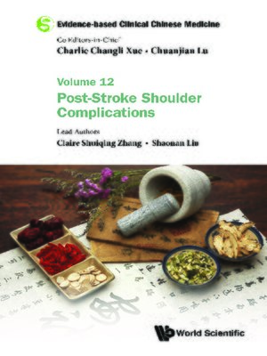 cover image of Evidence-based Clinical Chinese Medicine--Volume 12