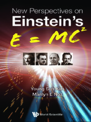 cover image of New Perspectives On Einstein's E = Mc2