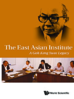 cover image of The East Asian Institute