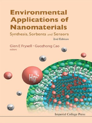 cover image of Environmental Applications of Nanomaterials