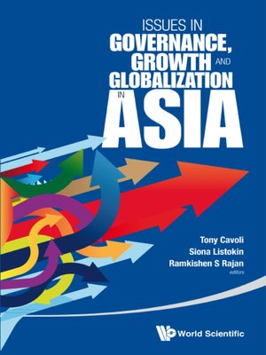 cover image of Issues In Governance, Growth and Globalization In Asia