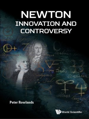 cover image of Newton--Innovation and Controversy