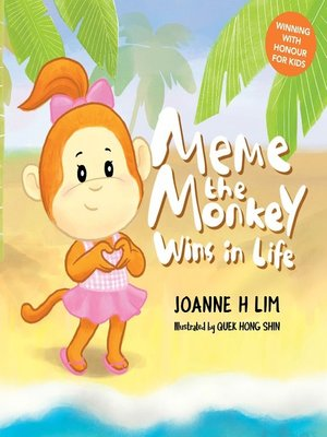 cover image of Meme the Monkey
