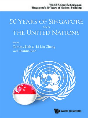 cover image of 50 Years of Singapore and the United Nations