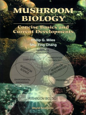 cover image of Mushroom Biology