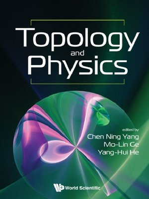 cover image of Topology and Physics
