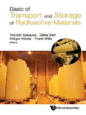 cover image of Basics of Transport and Storage of Radioactive Materials