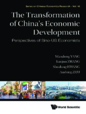cover image of The Transformation of China's Economic Development