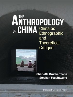 cover image of The Anthropology of China