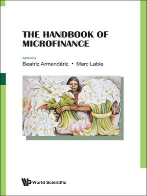 cover image of The Handbook of Microfinance