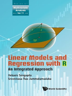 cover image of Linear Models and Regression With R