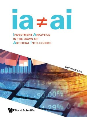 cover image of Investment Analytics In the Dawn of Artificial Intelligence