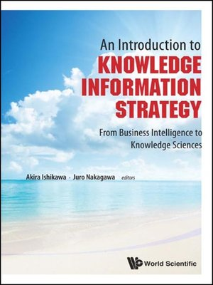 cover image of An Introduction to Knowledge Information Strategy