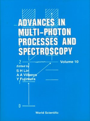 cover image of Advances In Multi-photon Processes and Spectroscopy, Vol 10