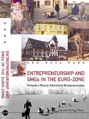 cover image of Entrepreneurship and Smes In the Euro-zone