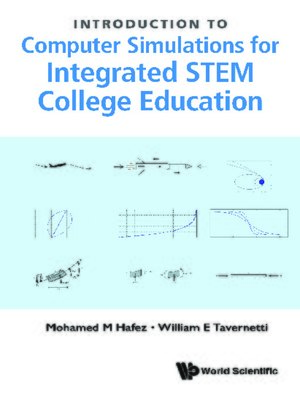 cover image of Introduction to Computer Simulations For Integrated Stem College Education