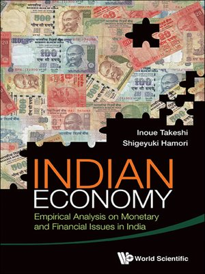cover image of Indian Economy