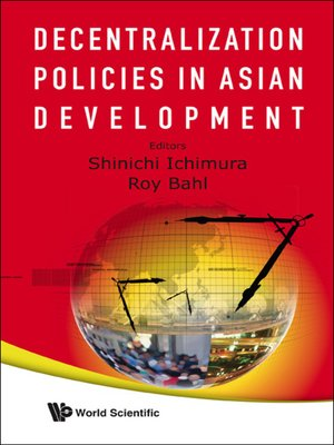 cover image of Decentralization Policies In Asian Development
