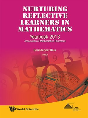 cover image of Nurturing Reflective Learners In Mathematics