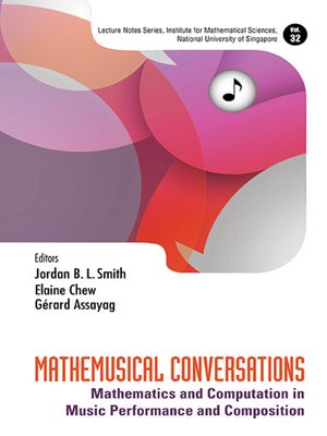 cover image of Mathemusical Conversations