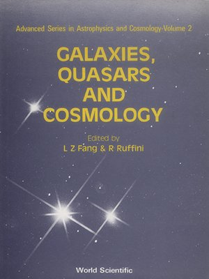 cover image of Galaxies, Quasars and Cosmology