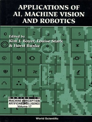 cover image of Applications of Ai, Machine Vision and Robotics
