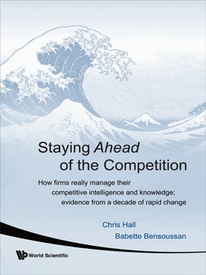 cover image of Staying Ahead of the Competition