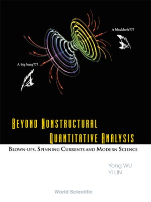 cover image of Beyond Nonstructural Quantitative Analysis