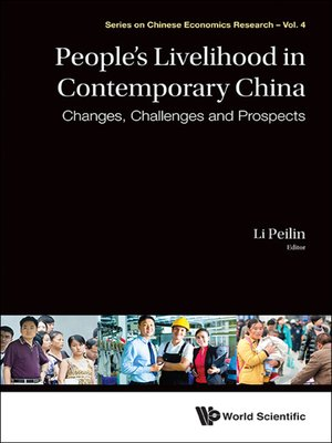 cover image of People's Livelihood In Contemporary China