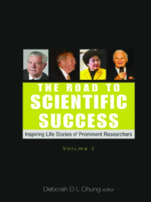cover image of The Road to Scientific Success