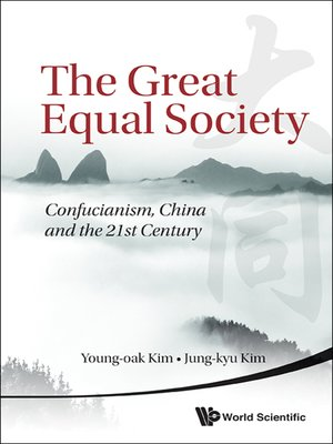 cover image of The Great Equal Society