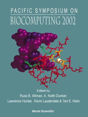 cover image of Biocomputing 2002--Proceedings of the Pacific Symposium