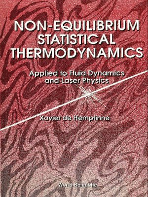 cover image of Non-equilibrium Statistical Thermodynamics