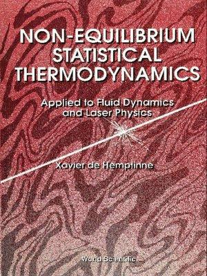 cover image of Non-equilibrium Statistical Thermodynamics