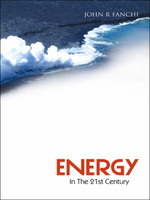 cover image of Energy In the 21st Century