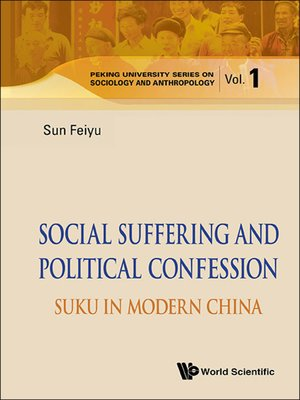 cover image of Social Suffering and Political Confession