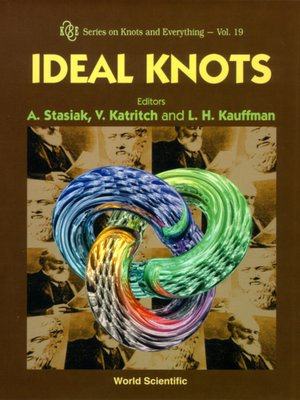 cover image of Ideal Knots