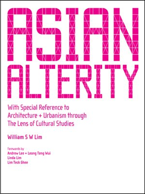 cover image of Asian Alterity