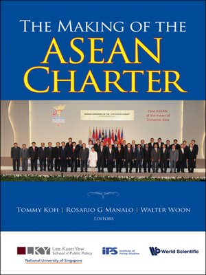 cover image of The Making of the Asean Charter