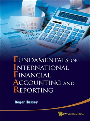cover image of Fundamentals of International Financial Accounting and Reporting