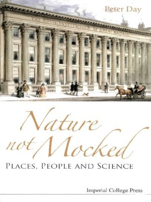 cover image of Nature Not Mocked