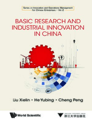 cover image of Basic Research and Industrial Innovation In China