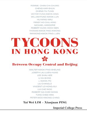 cover image of Tycoons In Hong Kong